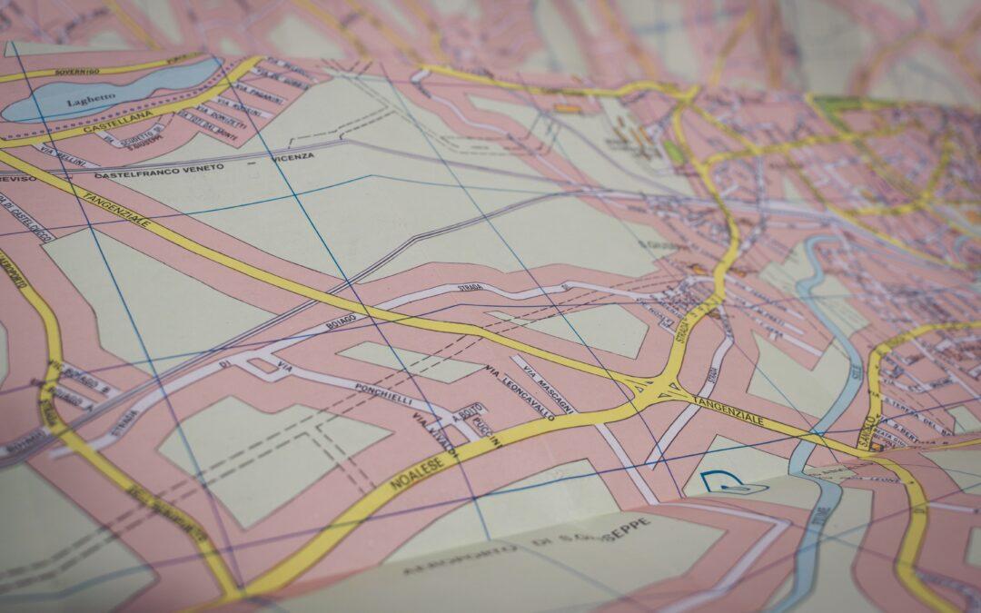 Vlastníte pozemek a nevíte o tom? Podívejte se na novou mapu, než pozemky propadnou státu